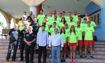 El servicio de Emergencias y Protección Civil de Los Alcázares cumple treinta años