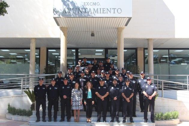 La Policía Local de San Pedro del Pinatar celebra San Patricio