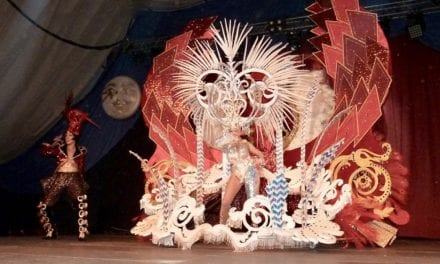 Las nuevas Reinas del Carnaval de Santiago de la Ribera 2019