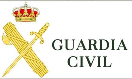 Desmantelado por la Guardia Civil un grupo criminal que sustraía  gasóleo bonificado en San Javier