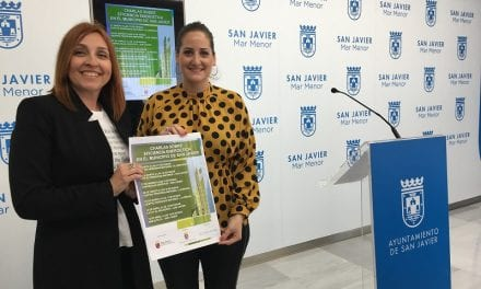 Un ciclo de charlas en San Javier sobre cómo ahorrar en el recibo de la luz y mejorar la eficiencia energética