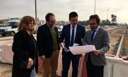 Una inversión de 507.000 euros permite la realización de seis actuaciones en San Javier dentro del Plan de Obras y Servicios