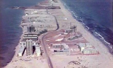 Como era el turismo en La Manga del Mar Menor hace 50 años