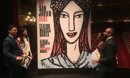 50 aniversario del Festival de Teatro, Música y Danza 2019 en  San Javier