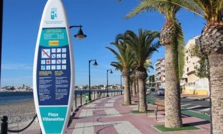 El Ayuntamiento de San Pedro del Pinatar renovará los paseos marítimos de Villananitos y La Puntica