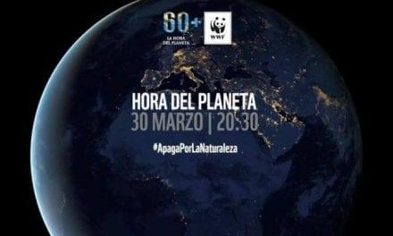 El Ayuntamiento de San Pedro del Pinatar se suma a la hora del Planeta 2019
