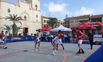 El Campeonato de España Universitario de Baloncesto 3X3 2019 en San Javier
