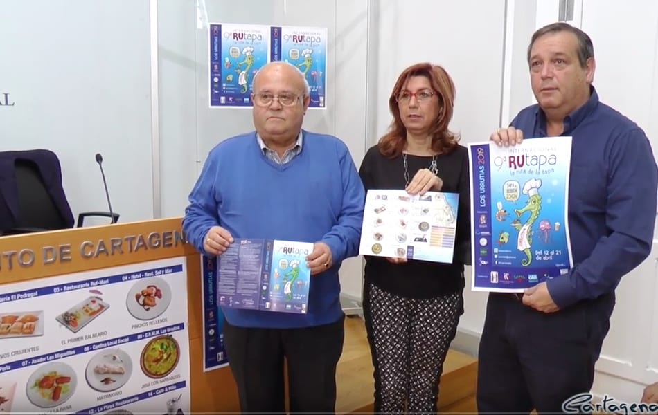 La IX Rutapa Internacional 2019 en Los Urrutias
