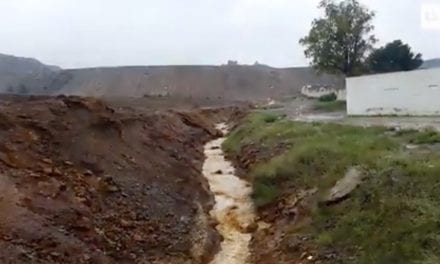Nuevos arrastres mineros y fecales hacia varios pueblos y el Mar Menor