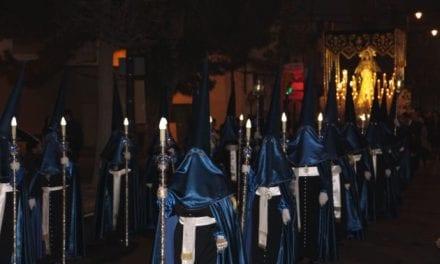El Santo Entierro de San Pedro del Pinatar adelanta su salida el Domingo de Resurrección se estrenará una nueva imagen