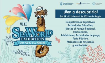 VIII Sea World Exhibition 2019 en San Pedro del Pinatar