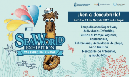 VIII Sea World Exhibition 2019 en San Pedro del Pinatar