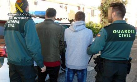 Han sido  detenidos dos jóvenes como presuntos autores de 14 delitos de robo con fuerza en La Manga