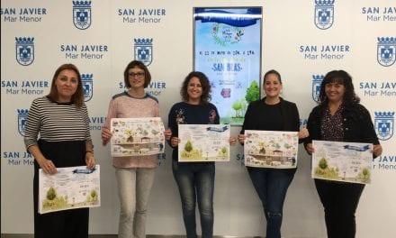 La VI Jornada en Familia 11 de mayo 2019 en  La pinada de San Blas, San Javier