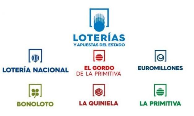 Premios y números ganadores de Loterias y Apuestas del Estado