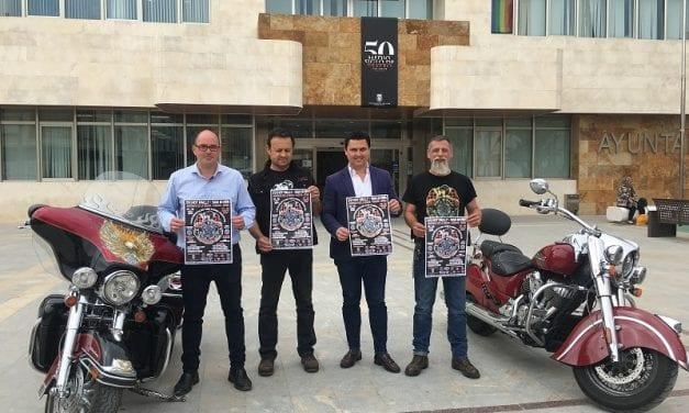 El XVI Hot Rally San Javier espera recibir más de 3500 motos de toda España y Europa del 24 al 26 de mayo 2019 en Santiago de la Ribera