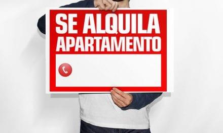 El alquiler de apartamentos turísticos en la zona de Mar Menor continúa estancado