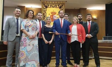 El nuevo alcalde de Los Alcázares Mario Cervera