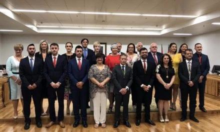 El nuevo alcalde de Torre-Pacheco Antonio León Garre