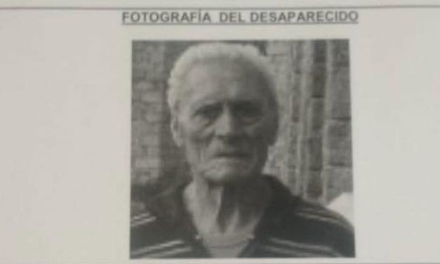 La Guardia Civil pide la colaboración ciudadana en búsqueda de este hombre, desaparecido en Santiago de la Ribera