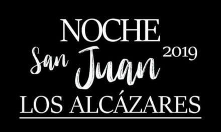 La noche de San Juan 2019 en Los Alcázares