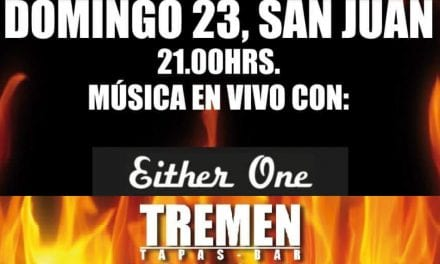 Disfruta de tu noche de San Juan 2019 en Tremen Tapas en Santiago de la Ribera