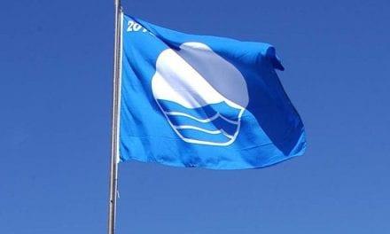 Las playas y puertos de Murcia contarán este verano 2019 con 31 banderas azules, las mismas que el año pasado