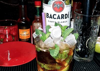 Maori Cocktail Bar - CubaLibre Bacardi