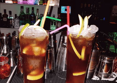 Maori Cocktail Bar - Long Island Ice Tea