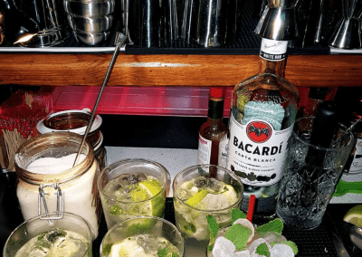 Maori Cocktail Bar - Mojito Maori