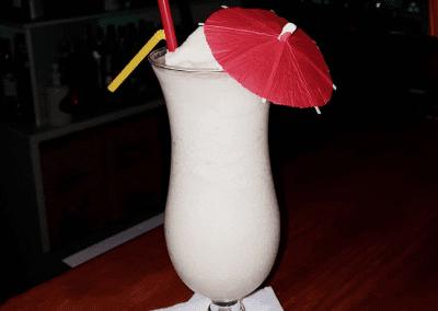 Maori Cocktail Bar - Piña Colada