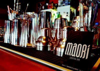 Maori Cocktail Bar Santiago de la Ribera