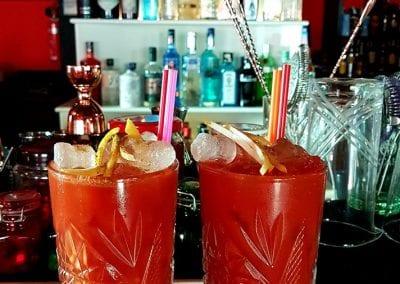 Maori Cocktail Bar - Bloody Mary