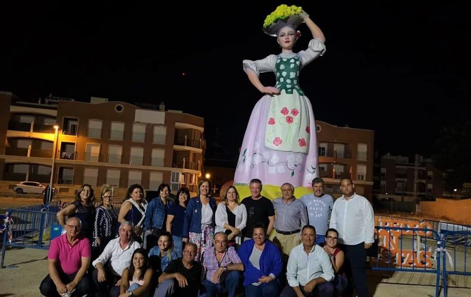 La tradición huertana protagoniza la hoguera de San Juan 2019 en San Pedro del Pinatar