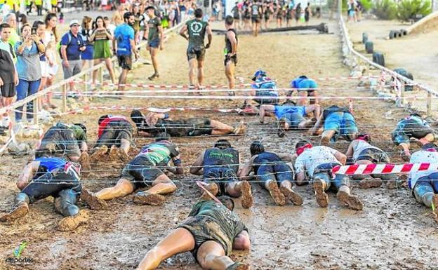 Exito de 'Pinatarius' 1300 corredores vencieron el reto