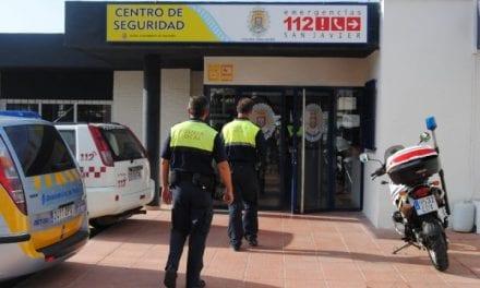 Golpeado brutalmente  y herido en una pelea en una discoteca de San Javier