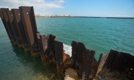La Consejería de Fomento valora revertir Puerto Mayor en La Manga del Mar Menor