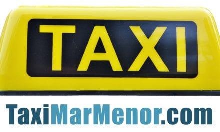 La consejería de Fomento y el Ayuntamiento de San Javier firman un convenio de apoyo a los taxistas de San Javier