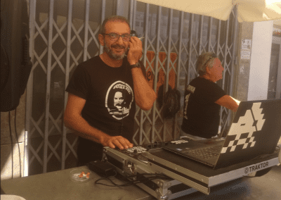 Tremen tapas Bar Santiago de la Ribera DJ Gus
