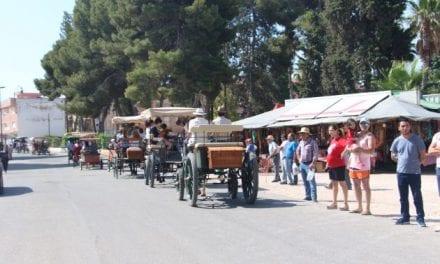 XXVI encuentro de carruajes 2019 en San Pedro del Pinatar