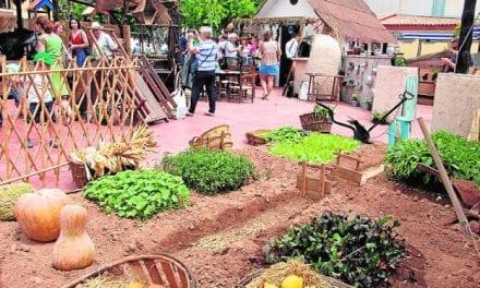 Una fiesta para conmemorar las viejas tradiciones huertanas en San Pedro del Pinatar