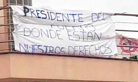 Demanda de los trabajadores y la incertidumbre ante la próxima concesión del puerto Tomás Maestre