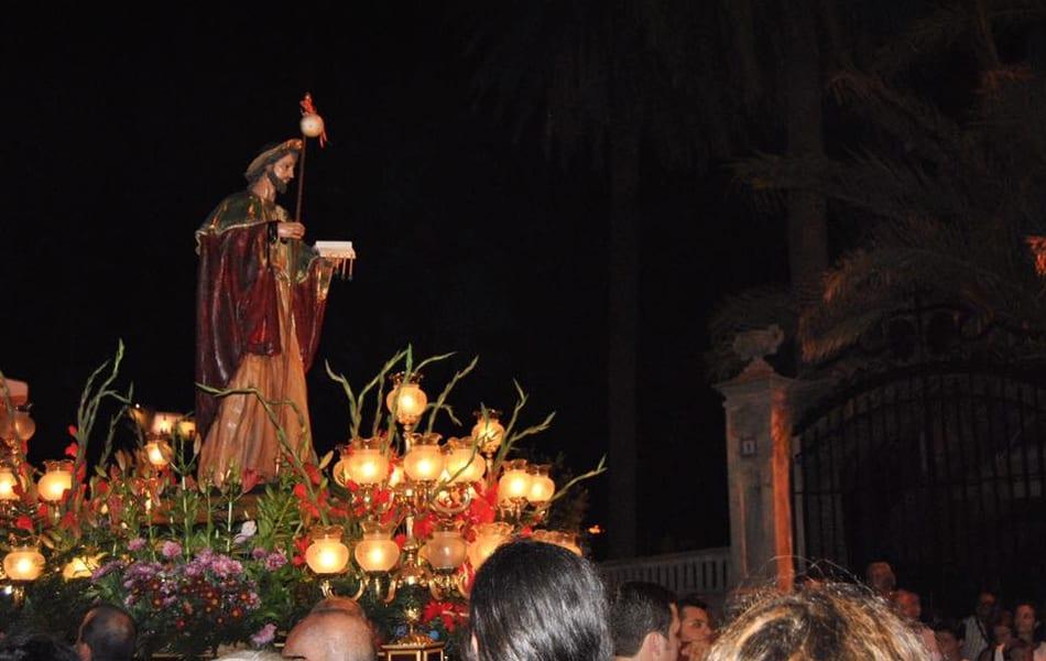 ¡Feliz Día de Santiago 2019! Programa de hoy 25 de julio en Santiago de la Ribera