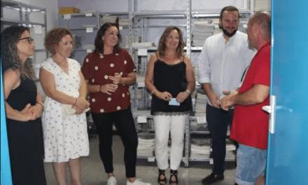 234 familias de San Pedro del Pinatar se benefician del Banco de Libros