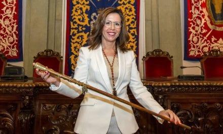 La alcaldesa de Cartagena anuncia un plan urgente de salvación del sur del Mar Menor