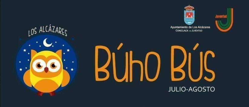 El búho bus Los Alcázares en julio y agosto 2019