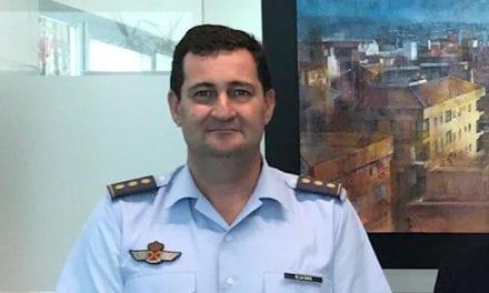 El nuevo coronel director de la Academia General del Aire  será  La Chica