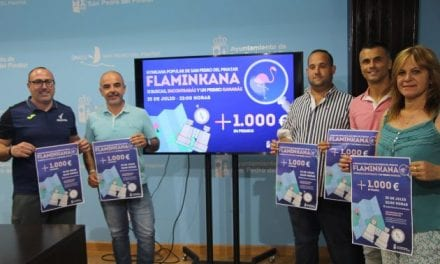 """Flaminkana""- Gymkana 2019 en San Pedro del Pinatar repartirá 1.000 euros en premios"