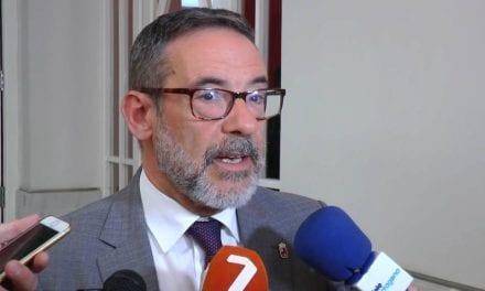 Francisco Jiménez desmiente a López Miras y asegura que el Gobierno de España sigue trabajando en el Mar Menor