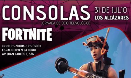 I Campeonato Fornite gratis 31 de julio 2019 en Los Alcázares